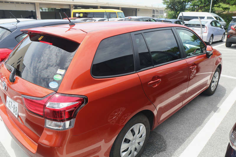 Times Car Rental Osaka