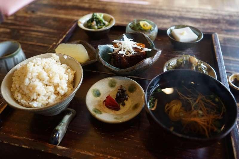 티안다 식당